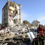 Tin tức trong ngày - Pháp: Nổ lớn làm sập chung cư giữa Paris