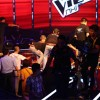 The Voice Kids sập sân khấu khiến thí sinh, HLV hoang mang