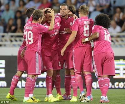 TRỰC TIẾP Sociedad - Real: Hàng thủ tệ hại (KT) - 3