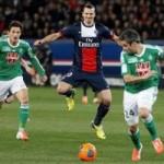 """Bóng đá - PSG - St.Etienne: Có """"đại pháo"""" Ibra, có đại tiệc"""