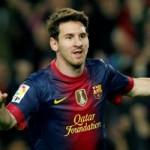 Bóng đá - Tiêu điểm La Liga V2: Barca vẫn dựa vào đôi chân Messi
