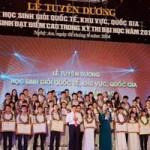 Giáo dục - du học - 99 học sinh xứ Nghệ đạt giải quốc tế, quốc gia, thủ khoa ĐH