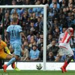Video bàn thắng - Người cũ MU solo hạ gục Man City top 5 bàn đẹp NHA V3
