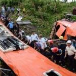 Lật xe khách ở Lào Cai: Đình chỉ hãng xe gây tai nạn