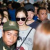 6 thiên thần SNSD giản dị đến Hà Nội