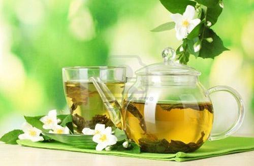 Nước trà xanh: Thần dược của nhan sắc - 1