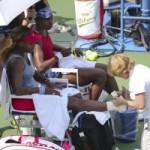 Thể thao - Tin HOT 3/9: Serena bị loại vì chấn thương