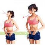 Làm đẹp - 8 bài tập cho thân hình đẹp toàn diện