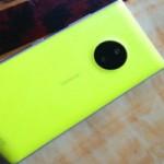 Nokia Lumia 830 chỉ dùng camera 10 megapixel