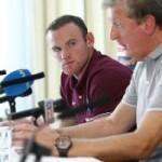 Bóng đá - Tin HOT tối 3/9: Rooney không lo mất chỗ vì Falcao