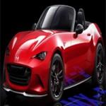 Ô tô - Xe máy - Mazda MX-5 2015: Chiếc mui trần cá tính