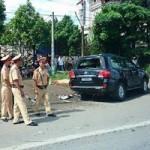 Tin tức trong ngày - Tạm giữ hình sự tài xế vụ trung tướng công an tử nạn