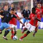 Bóng đá - TRỰC TIẾP Anh – Na Uy: 1 bàn duy nhất (KT)