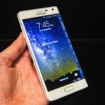 Hàng  độc  Samsung Galaxy Note Edge ra mắt