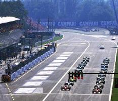 Lịch thi đấu F1: Italian GP 2015 - 2
