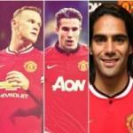 Bóng đá - MU: Đặt Rooney, Persie và Falcao lên bàn cân