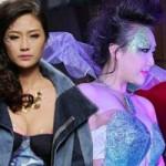 Thời trang - Mỹ nhân kém duyên vì sự cố miếng dán ngực