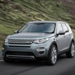 Ô tô - Xe máy - Xe sang Land Rover Discovery Sport trình làng