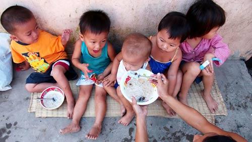 25% trẻ em Việt Nam thấp còi do thiếu dinh dưỡng - 1