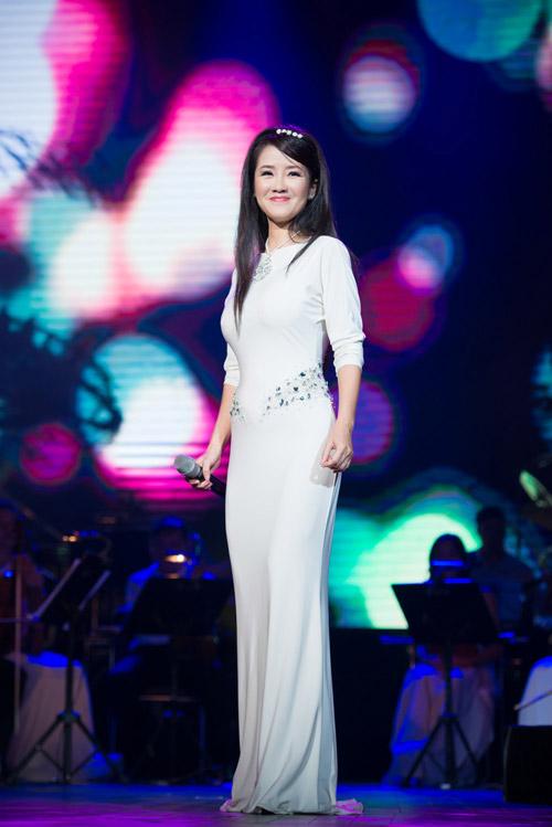 Thanh Lam tỏa sáng khi song ca cùng bố chồng cũ - 8