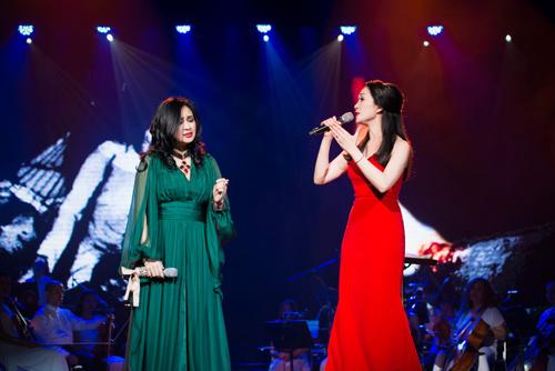 Thanh Lam tỏa sáng khi song ca cùng bố chồng cũ - 4