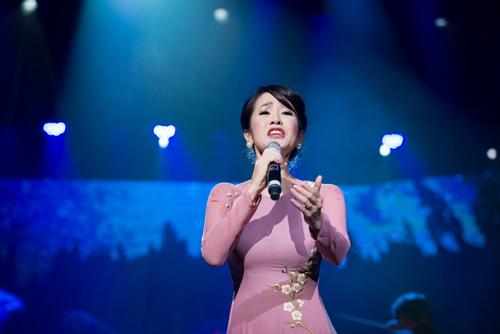Thanh Lam tỏa sáng khi song ca cùng bố chồng cũ - 6