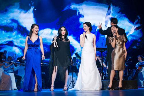 Thanh Lam tỏa sáng khi song ca cùng bố chồng cũ - 12