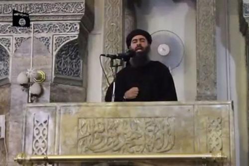 Tên lửa Mỹ tiêu diệt thủ lĩnh số 2 của phiến quân IS - 1