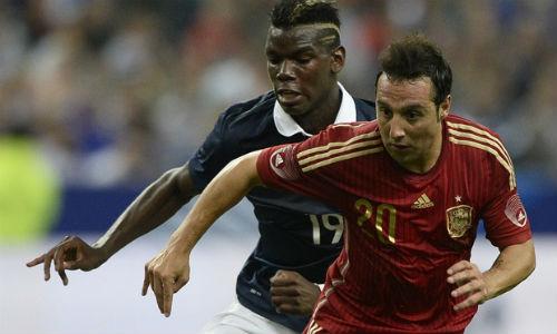 Del Bosque không buồn khi Tây Ban Nha lại thua - 1