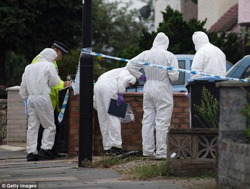 London: Kẻ cuồng sát chặt đầu cụ bà 82 tuổi - 2