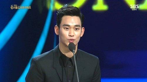 """Kim Soo Hyun đại thắng cùng """"Vì sao đưa anh tới"""" - 1"""