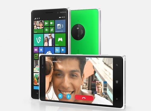 Nokia Lumia 830 thiết kế mỏng, nhẹ giá mềm - 1