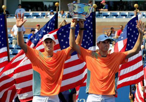 """""""Rắn hai đầu"""" Bryan trước cơ hội lịch sử tại US Open - 1"""
