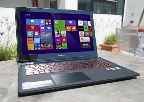 Đánh giá laptop chơi game Lenovo Y50 - 6