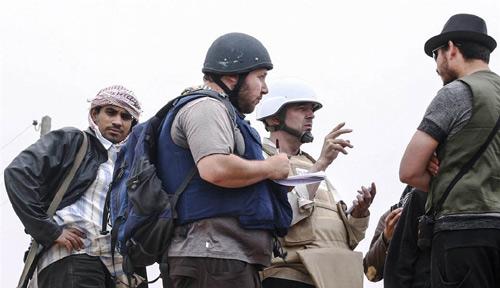Bí mật về thân phận của nhà báo Mỹ bị IS chặt đầu - 2