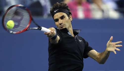 Federer ngược dòng kinh điển: Bản lĩnh huyền thoại - 1