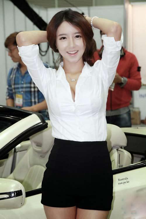 Vẻ nóng bỏng quyến rũ của siêu mẫu 9X Hàn Quốc - 15