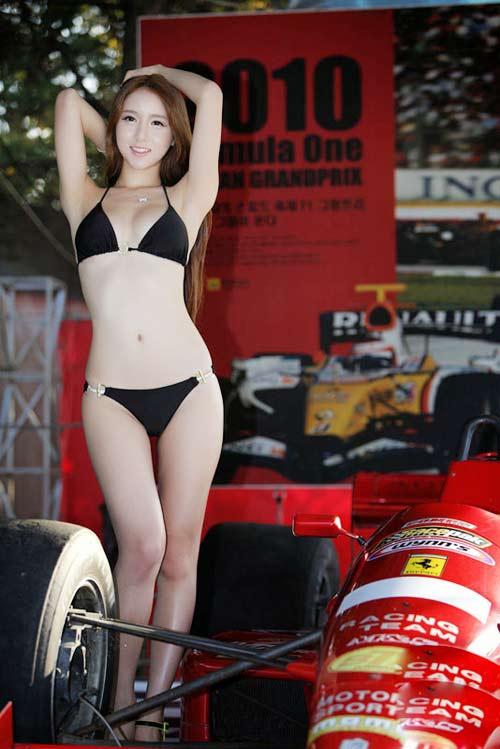 Vẻ nóng bỏng quyến rũ của siêu mẫu 9X Hàn Quốc - 11