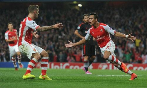 Hàng công Arsenal: Có mới không nới cũ - 2