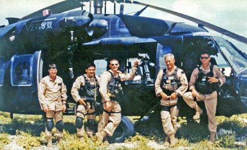 Những trận tập kích muối mặt của đặc nhiệm Mỹ (P6) - 1