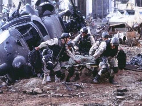 Những trận tập kích muối mặt của đặc nhiệm Mỹ (P6) - 3