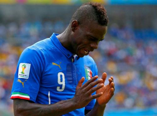 Thông điệp ngầm của HLV Conte cho Balotelli - 1