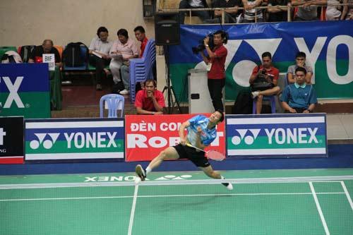 Tiến Minh tiến vào bán kết sau 35 phút thi đấu - 1