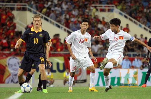 U19 Việt Nam: Vui sao nước mắt lại trào! - 3