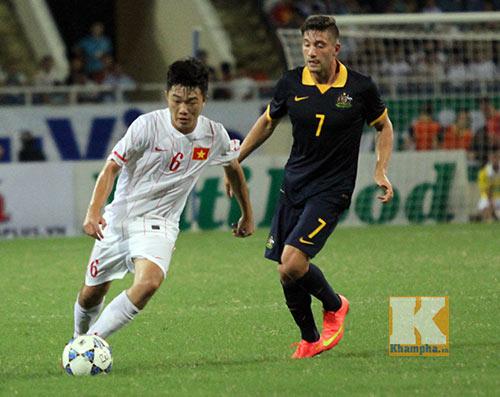 U19 Việt Nam: Vui sao nước mắt lại trào! - 7