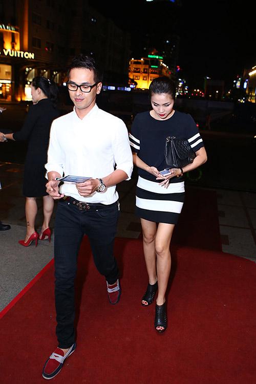 Phái nữ nhà chồng Hà Tăng ngày càng hot - 6