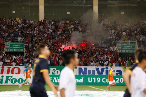 """Hình ảnh đẹp & """"độc"""" sau cơn sốt U19 VN thắng Úc - 1"""