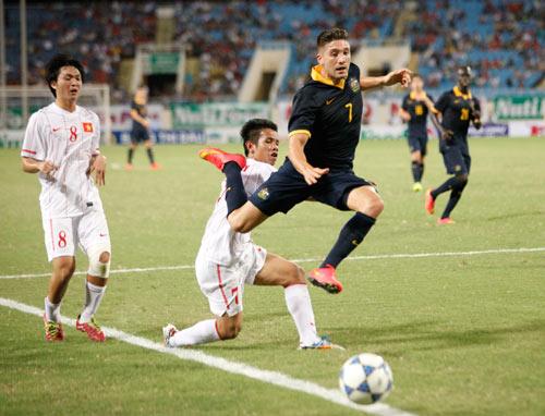 """Hình ảnh đẹp & """"độc"""" sau cơn sốt U19 VN thắng Úc - 4"""