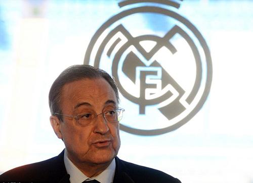 """Perez """"đấu khẩu"""" với Ronaldo sau vụ bán Di Maria - 2"""