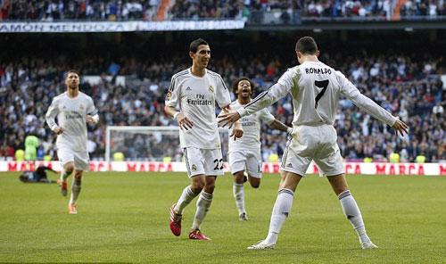 """Perez """"đấu khẩu"""" với Ronaldo sau vụ bán Di Maria - 1"""